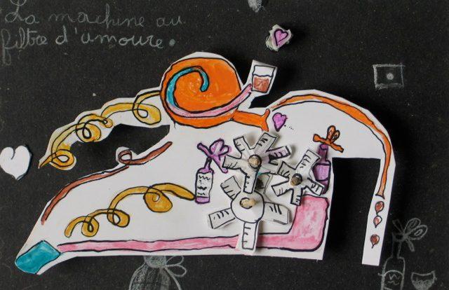 dessin enfant stage créatif