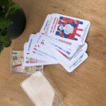 jeu des 7 familles confinement mai 2020 visioconférence enfants atelier Bridaine